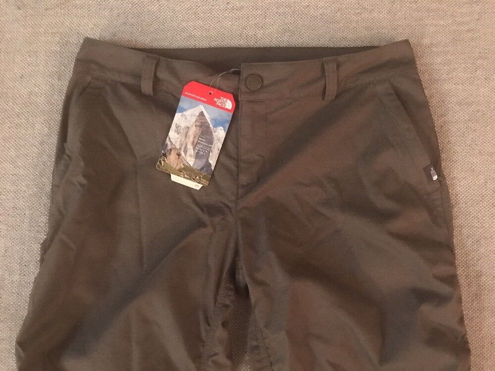 The North Face Women's Aphrodite Outdoor Hike Pants, Weimarnr 6 Reg NEW  E6