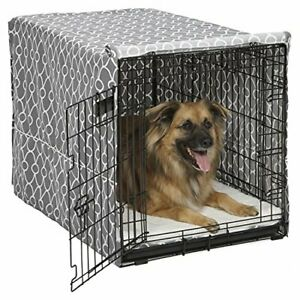 MidWest-Dog-Crate-Cover-Privacy-Dog-Crate-Cover-Fits-MidWest-Dog-Crates