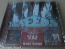 The Seeds - Raw & Alive (in Concert at Merlin's Music Box/Live Recording) CD NEW
