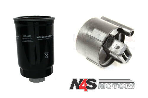 ESR4686 WKW500070 LAND ROVER DISCOVERY 2 FUEL FILTER AND WATER SENSOR KIT.PART
