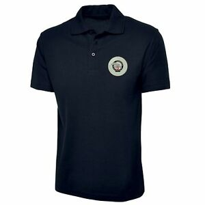 French-Army-Polo-Shirt-Commando-Entrainement-Inspired-Embroidered-Polo-Top