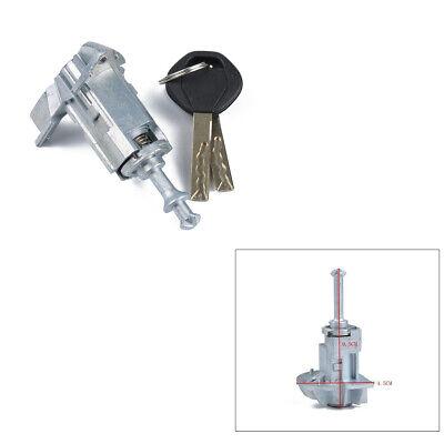 For BMW E46 3 SERIES LEFT DRIVER DOOR LOCK CYLINDER BARREL ASSEMBLY W// KEY