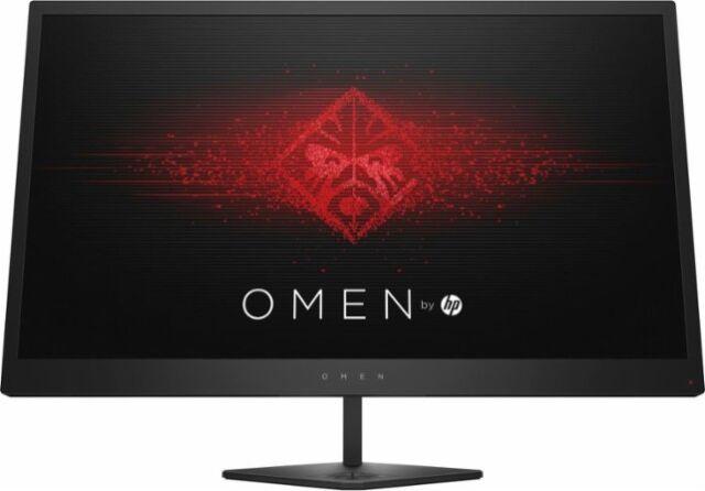 HP OMEN  25 LED monitor - 24.5