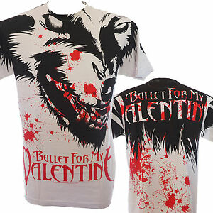 BULLET-FOR-MY-VALENTINE-WEREWOLF-Official-T-Shirt-METAL-New-S-M-L-XL-2XL