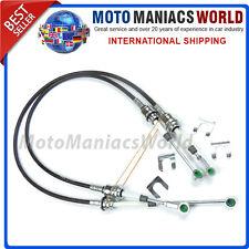FIAT PUNTO 3 GRANDE PUNTO 1.2 1.4 1.416V Gear Box Change Cable Link 2 pcs SET