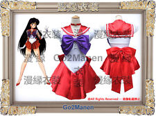 B8 Super Sailor Moon Cosplay Costume Heino Rei Sailor mars