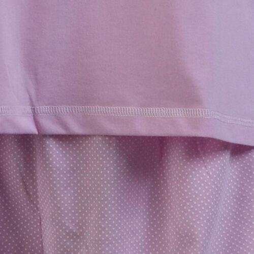 Womens Polka Dot PJs Set Ladies Slenderella Spotty Pyjamas Top /& 3//4 Bottoms
