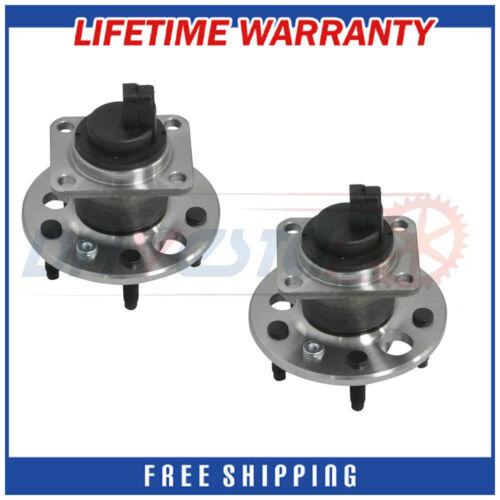 Premium Quality 512006x2 Pair Rear Wheel Hub /& Bearings Assy Lifetime Warranty