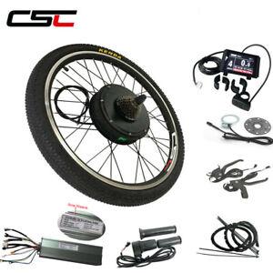 Electric-Wheel-Rear-Hub-Motor-Kit-48V-26-500W-1000W-1500W-Regeneration-EBike