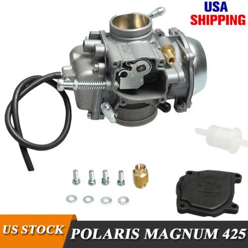 NEW For Polaris MAGNUM 425 Carburetor 2x4 4x4 ATV QUAD CARB 1995-1998 95-98