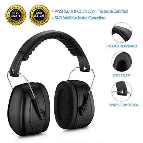 MagiDeal Sicherheits Gehörschutz Schutz Konstruktion Schießen Lärmschutz
