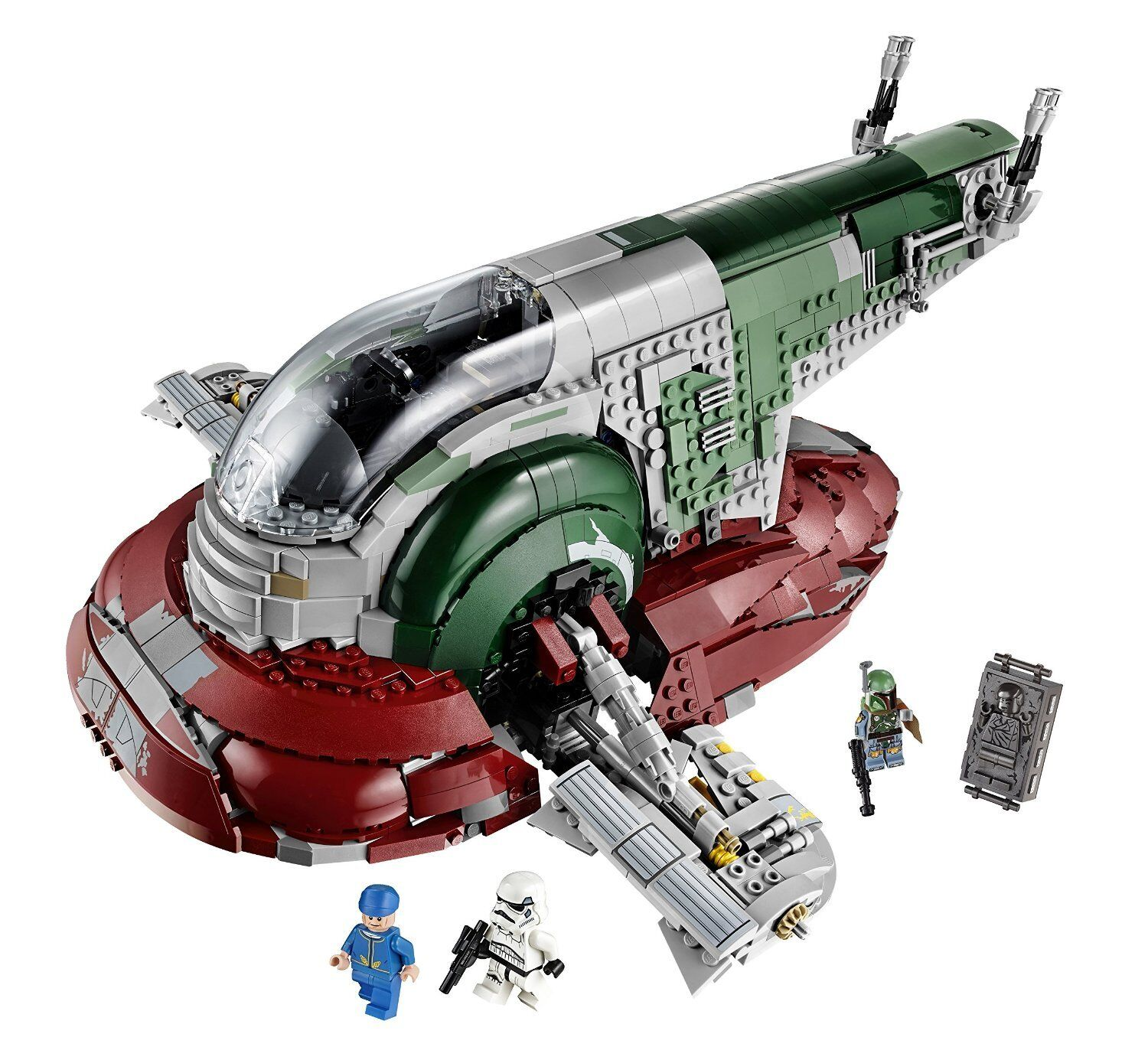 LEGO LEGO LEGO Star Wars Slave I with Boba Fett Ultimate Collectors Series 75060 New 91549e