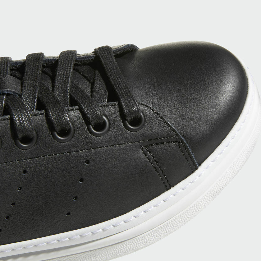 New New New Adidas Original Womens STANS SMITH BOLD BLACK / WHITE B28152 US W 5-11 TAKSE 66ae55