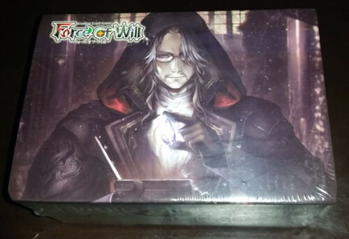 FoW Force Of Will Rare promo box Sealed Magic Stone Lab