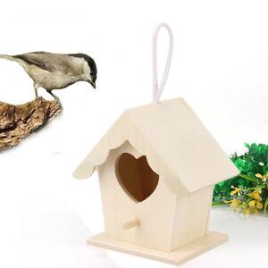 Nest-Dox-Bird-Nest-House-Wooden-Box-Gorgeous-Garden-Home-Outdoor-Accessory-Khaki