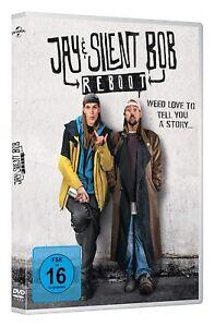 Jay & Silent Bob Reboot [DVD/Nuovo/Scatola Originale] proseguimento dei film di Kevin Smith