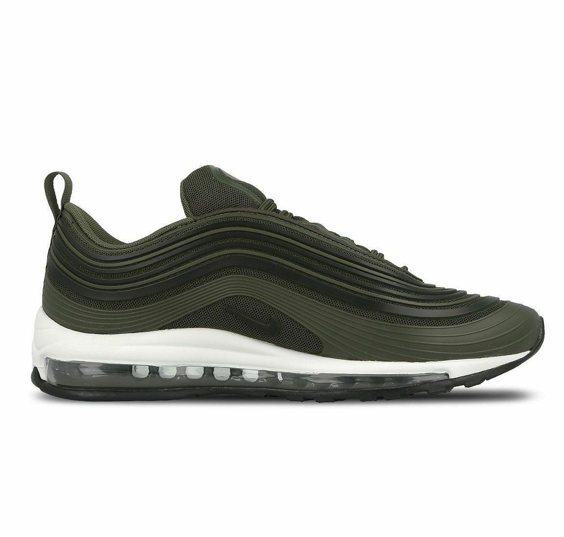 NIKE AIR MAX 97 UL '17 PRM CARGO KHAKIBLACK MEN SIZE 12.5 NEW AH7581 300