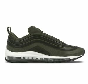 Details about NIKE AIR MAX 97 UL '17 PRM CARGO KHAKIBLACK MEN SIZE 12.5 NEW AH7581 300