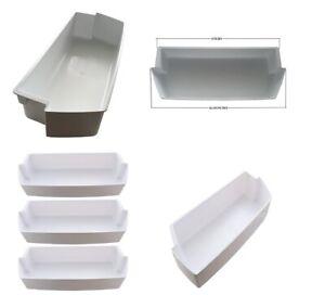 Door Shelf Replacement Whirlpool Kenmore Frigidaire Refrigerator Bins 3 Pack