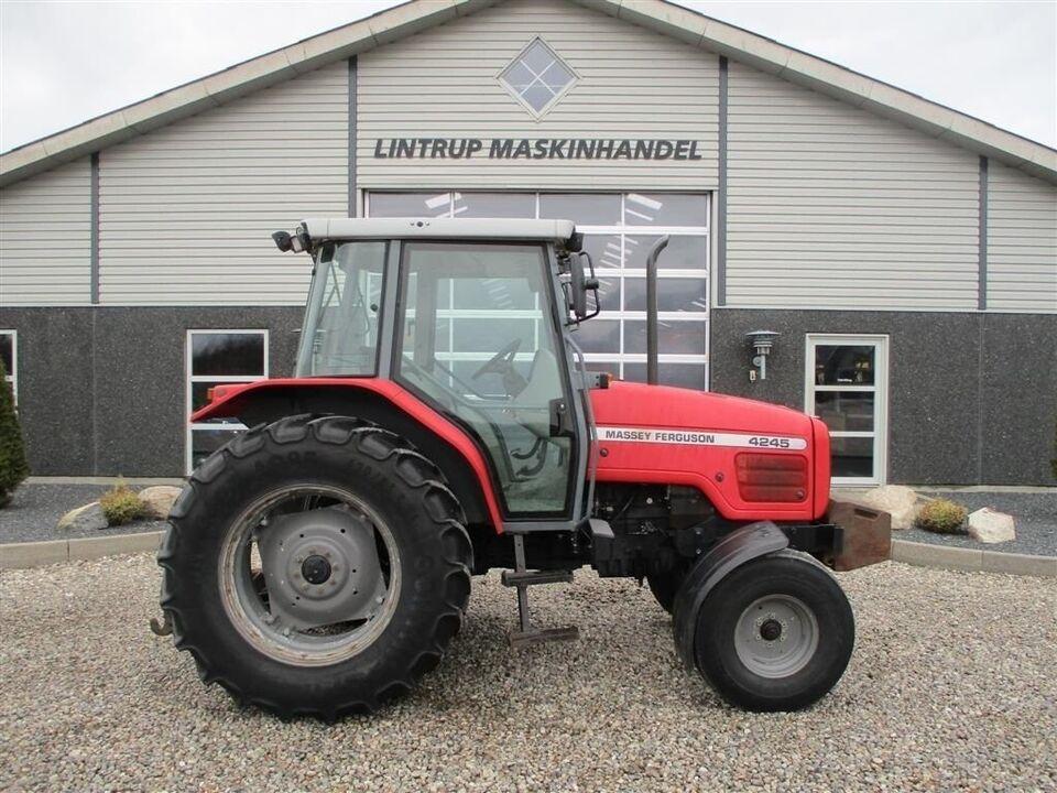 Massey Ferguson, 4245 Handy 2wd traktor, timer 2573