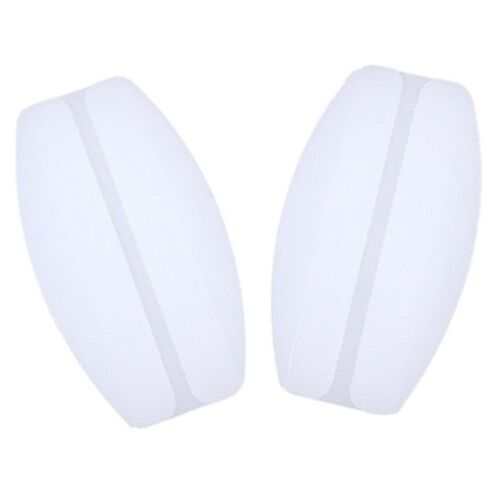 4Pcs Soft Silicone Bra Strap Cushions Holder Non-slip Shoulder Pads Relief Pain