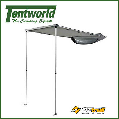Oztrail RV Shade Awning Side Mount Outdoor Camping Tent 2 ...