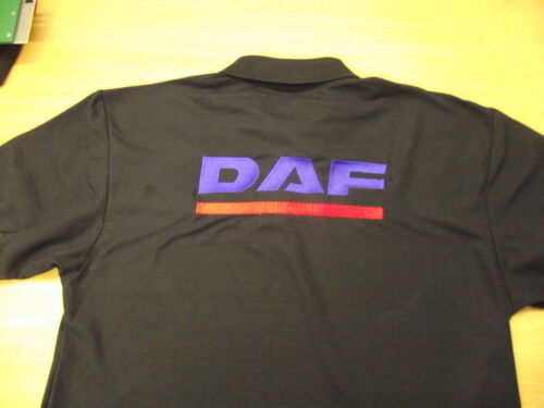 DAF XF 105 POLO SHIRT STYLE 1