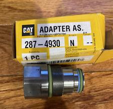 Caterpillar Adapter 287 4930 New