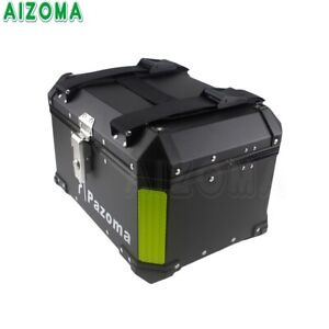 Water-Protection-Outback-Motorcycle-Monokey-Top-Rear-Case-Luggage-Box-Aluminum
