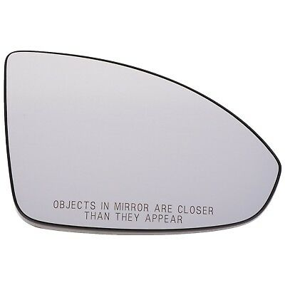 2011-2016 Chevrolet Cruze LH Driver Side Mirror Glass with Backing Plate new OEM
