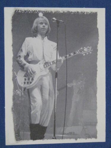 aac handmade greetings / birthday card ABBA - BENNY