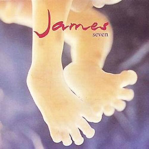 1 of 1 - JAMES SEVEN CD Album MINT/MINT/MINT  *