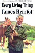 Every Living Thing by James Herriot First Edition 1992 Hardcover with DJ