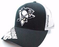 a3531b50e5d item 8 Pittsburgh Penguins Reebok NS28Z NHL Structured Mesh Back Hockey Cap  Hat OSFM -Pittsburgh Penguins Reebok NS28Z NHL Structured Mesh Back Hockey  Cap ...
