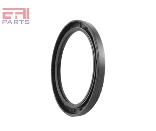 Metal Case w//Nitrile Rubber Coating EAI Oil Seal 110mm X 140mm X 12mm TC Double Lip w//Spring 5 PCS