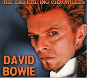 DAVID BOWIE. THE EARTHLING CHRONICLES. CD.