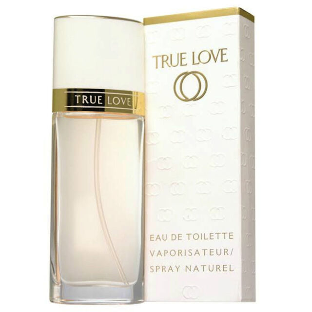 TRUE LOVE de ELIZABETH ARDEN Colonia Perfume EDT 50 mL Woman Mujer Her