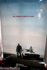 Cinema Banner: FAST & FURIOUS 6 2013 (Roman & Tej - Tyrese Gibson & Ludacris)