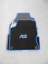 $$$ Velours Fußmatten passend für Ford Focus `98 DAW + RS LOGO + Maß + NEU $$$