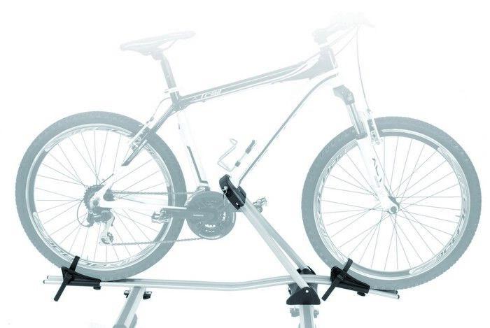 Portaciclo monza alluminio per tetto auto 567040270 PERUZZO bicicletta