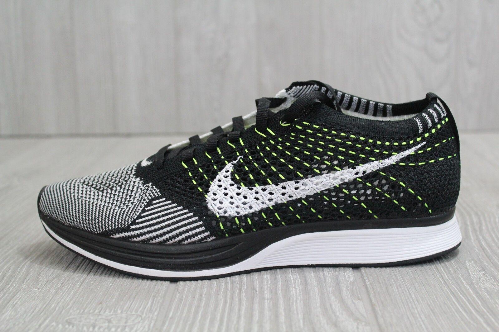 30 Nike Flyknit Racer Black White Shoes 526628 011 7.5 Mens 6 6.5 7 7.5 011 (Wmns 7.5-9) 9722fd
