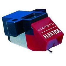 Goldring Elektra Moving Magnet Cartridge & Free Cartridge Alignment Protractor
