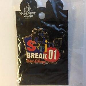 WDW-Spring-Break-2001-Disney-Pin-4342