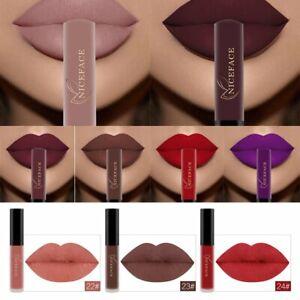 Waterproof-Long-Lasting-Velvet-Matte-Lipstick-Makeup-Liquid-Lip-Gloss-For-Women