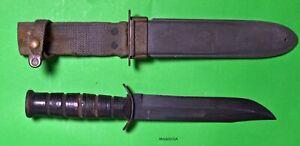 WW2-WWII-USN-US-Navy-Camillus-Mark-2-MK-2-Mk-II-Mark2-MK2-Fighting-Knife-knive