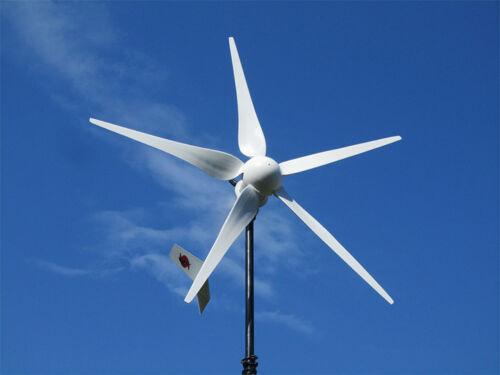 L/'Ouragan Vecteur 48 V Wind Turbine Generator Kit 2500 W 1000 continu