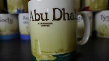 Abu Dhabi UAE Starbucks Icon mug 16 oz. - ships from USA - MIC