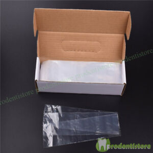 500pcs Dental Scaler Protective Cover Sleeve Disposable For digital X-ray Sensor