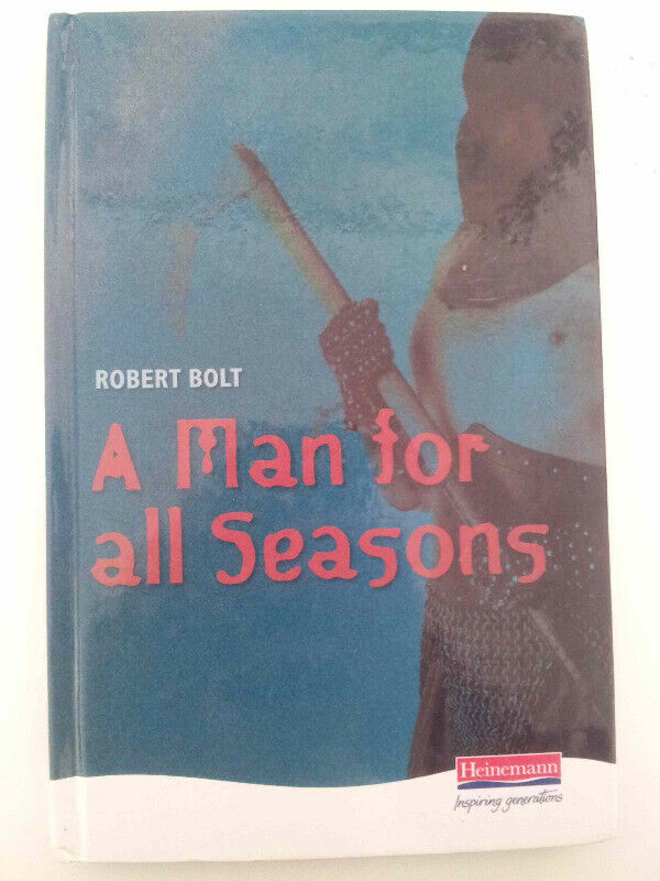 Robert Bolt - A Man for All Seasons