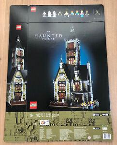 LEGO® 10273 Geisterhaus auf dem Jahrmarkt Leerkarton/Box/Ovp NEU